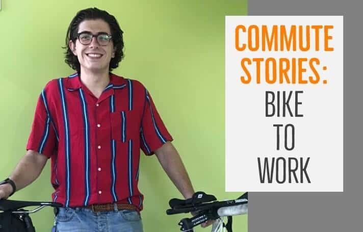 Commute Story Bike to Work Irvine