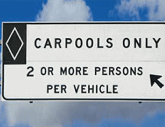 Carpool-Incentive