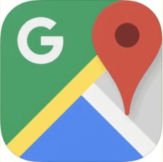 Google-Maps app