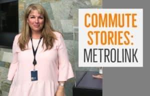 Commute Story Metrolink to Irvine