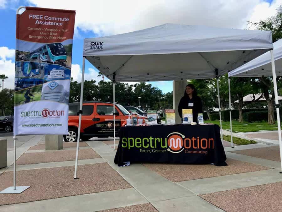 Spectrumotion onsite-event