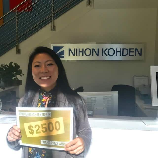 Lauren from Nihon Kohden