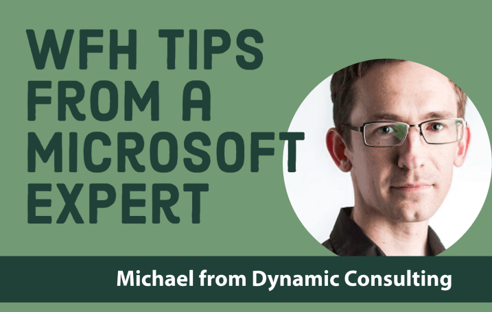 WFH Tips Microsoft Expert Post