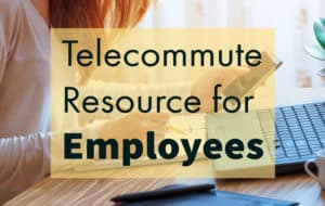 Telecommute-Commuter-Resour