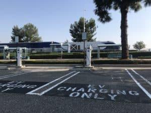 EV Charging-Irvine Station