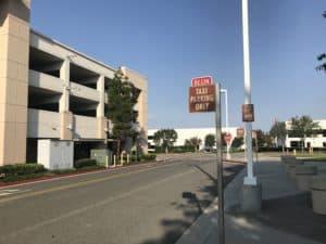 Taxi Parking-Irvine Station