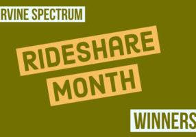 RideShare Month 2019 Winners